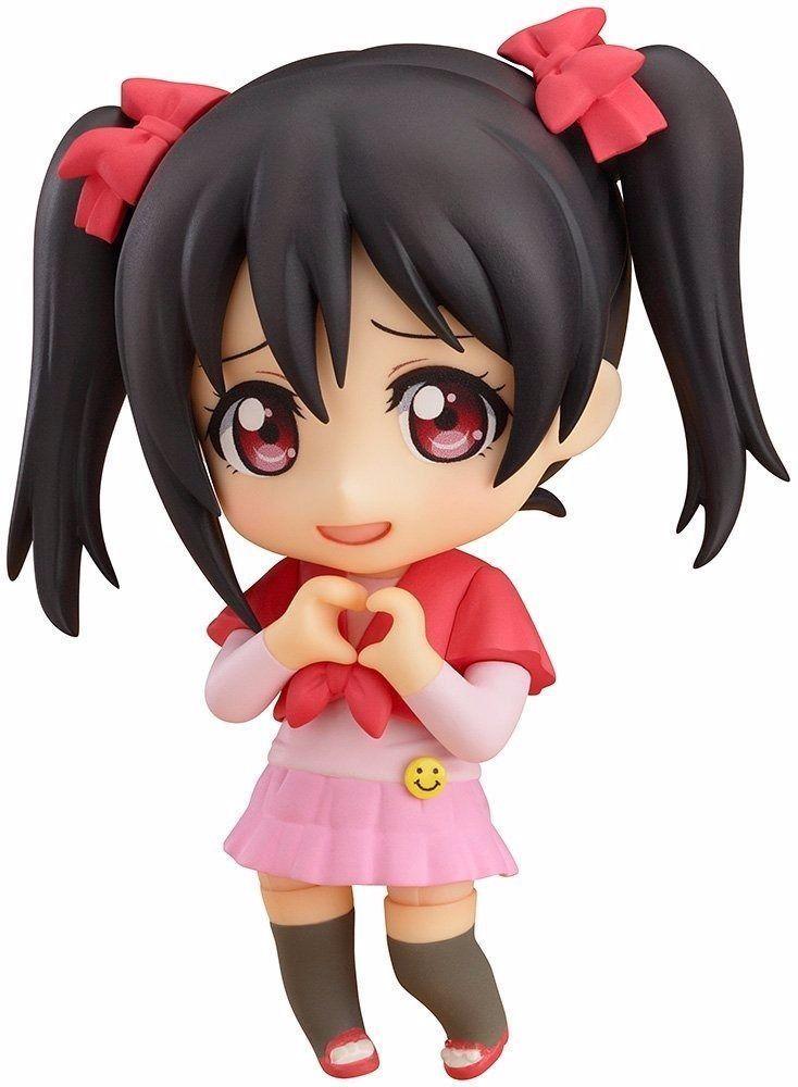 Nendoroid 590 NICO YAZAWA Training Outfit Ver Action Figure Good Smile Company