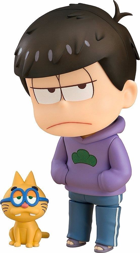 Nendoroid 637 Osomatsu-san CHOROMATSU MATSUNO Action Figure ORANGE ROUGE NEW F//S