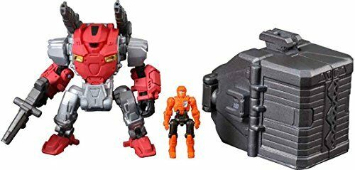 Takara Tomy Transformers Diaclone POwered Systems Gyroseptor DA-12