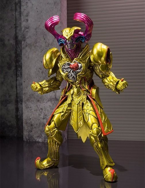 S.H.Figuarts Kamen Rider Drive OVER EVOLVED HEART ROIDMUDE Action Figure BANDAI