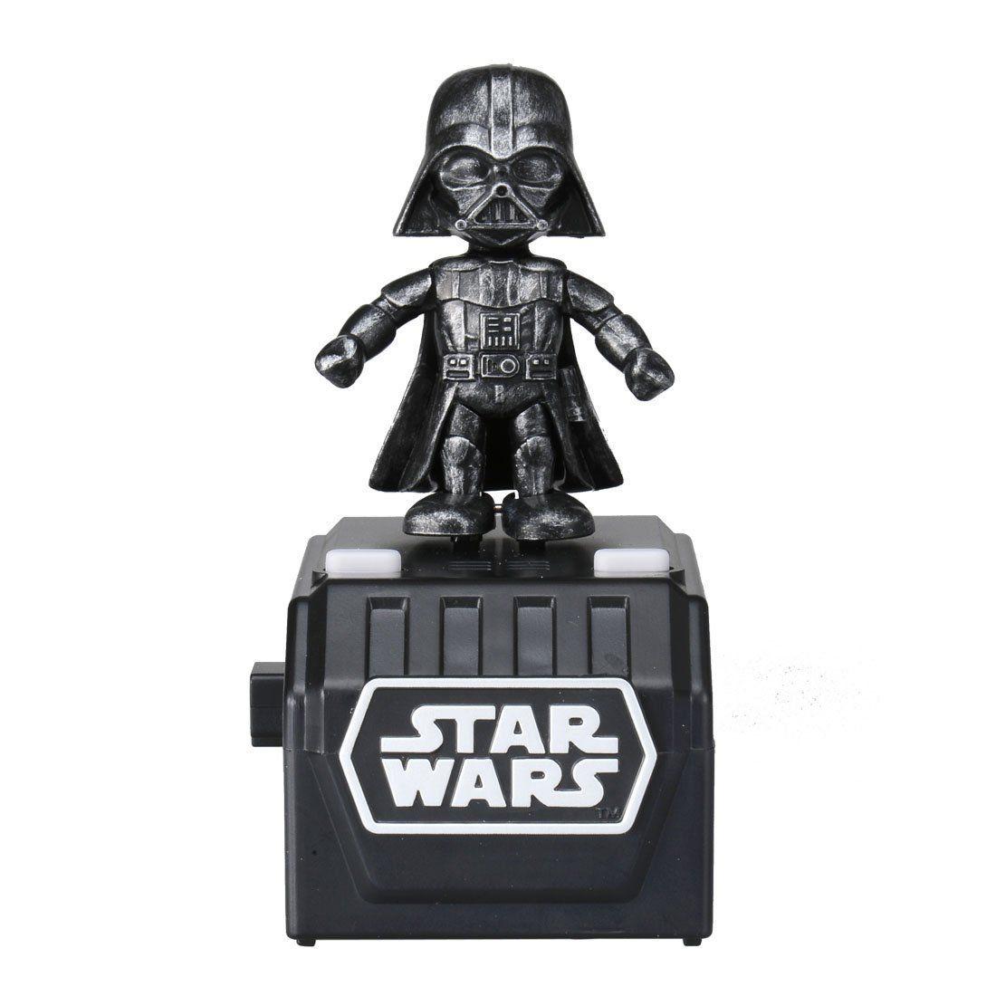 Star Wars Space Opera Metálico Darth Vader Eléctrico Marzo