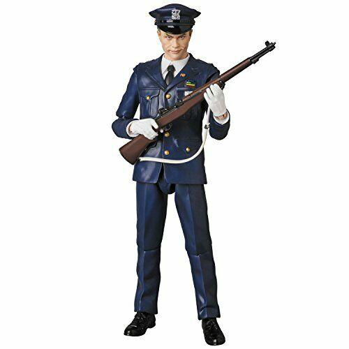THE DARK KNIGHT Medicom Toy Japan MAFEX 062 MAFEX THE JOKER Cop Ver