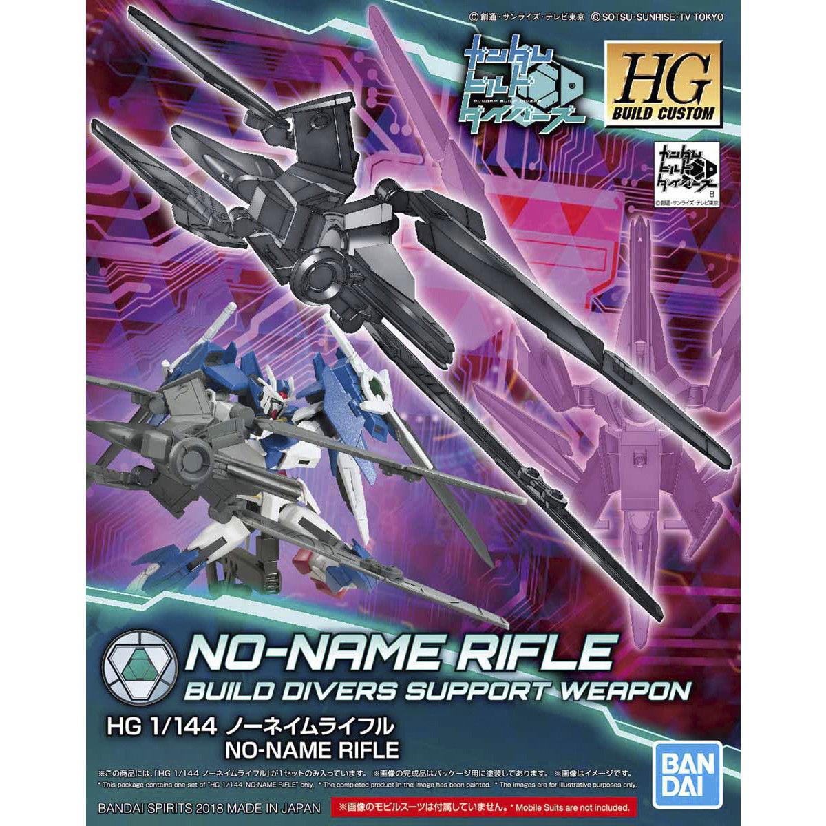 Gundam Astray No-Name (HGBD) (Gundam Model Kits)