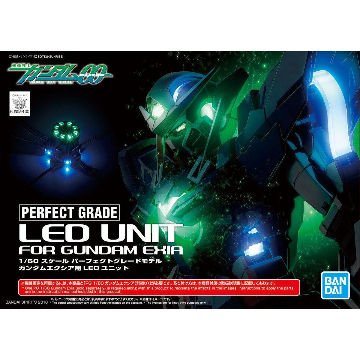 BANDAI Mobile Suit Gundam 00 LED UNIT FOR GUNDAM EXIA Plastic Model 1//60 Scale